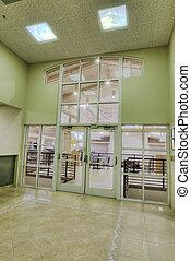HDR del lobby del interior