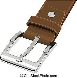 Hebilla de cinturón