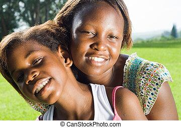Hermanas africanas