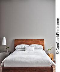 Hermosa habitación limpia y moderna
