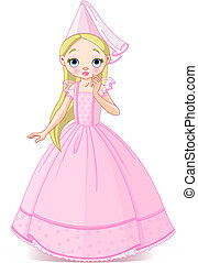 Hermosa princesa