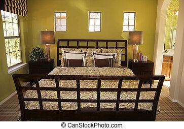 Hermoso dormitorio