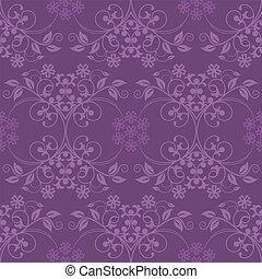 Hermoso papel púrpura sin mancha