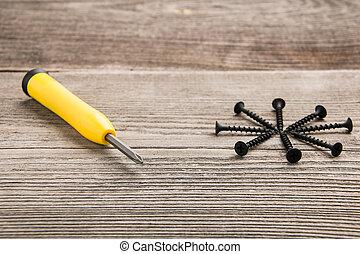 Herramientas para reparaciones y construcción