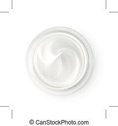 higiénico, crema
