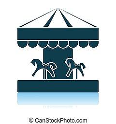 Hijos de caballo icono carrusel