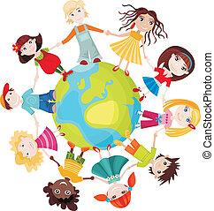 Hijos del mundo