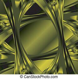 Hilo de onda abstracta