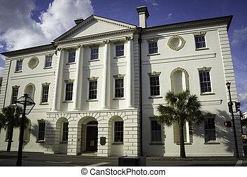 histórico, palacio de justicia