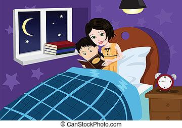 historia, bedtime