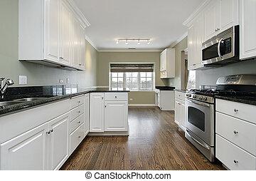 hogar, remodeled, cocina