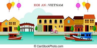 Hoi an vietnam hitline