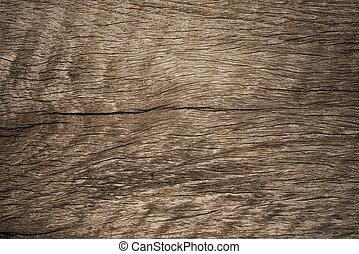 hoja, vendimia, plano de fondo, viejo, madera, floor.