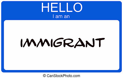 Hola, soy inmigrante