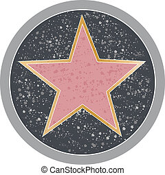 hollywood, estrella