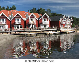 holmsbu, escandinavia, noruega, recurso