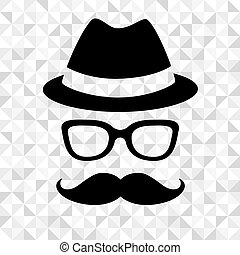 hombre, hipster