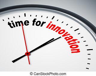 Hora de la innovación