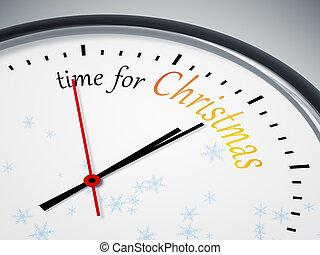Hora de Navidad