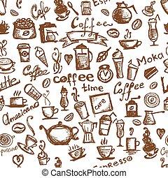 Hora del café, fondo sin mancha para tu diseño