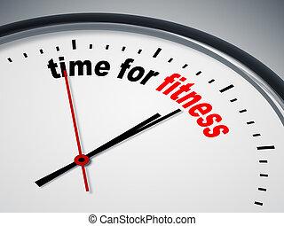 Hora del ejercicio