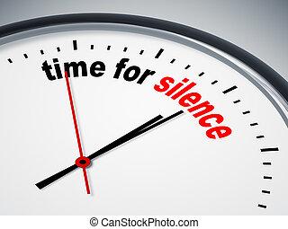 Hora del silencio