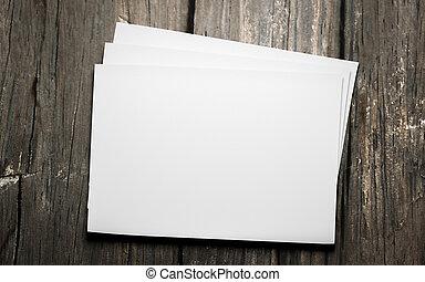 horicontal, diseño, ilustración, madera, vacío, hojas, render, aislado, plano de fondo, reemplazar, 3d, oscuridad, su, blanco