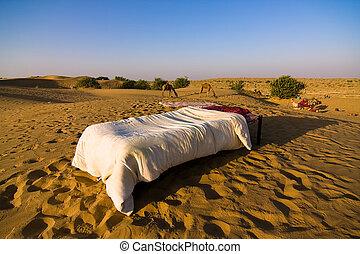hotel, desierto