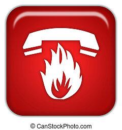 hotline, icono
