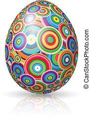 Huevo de Pascua.