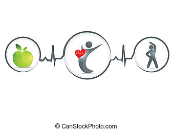 Humano saludable