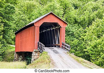 Hune cubrió el puente