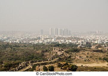 Hyderabad y Hitec City