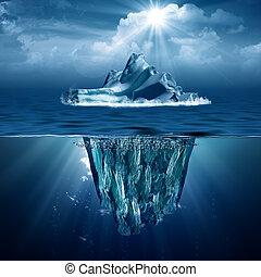 Iceberg. Abstrae los orígenes ecológicos para tu diseño