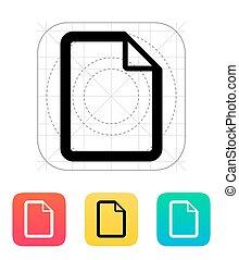 icon., archivo