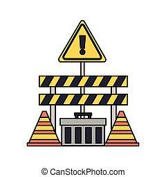 Icones del equipo de construcción