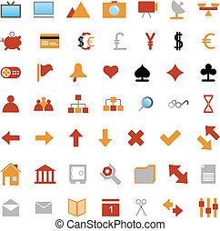 Icones listos