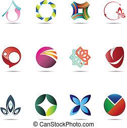 icono abstracto