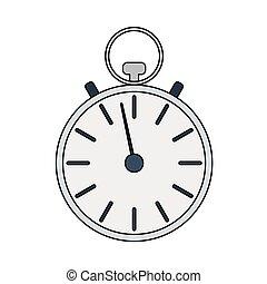 icono, cronómetro