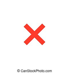 icono, cruz roja