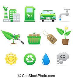 icono de ecología