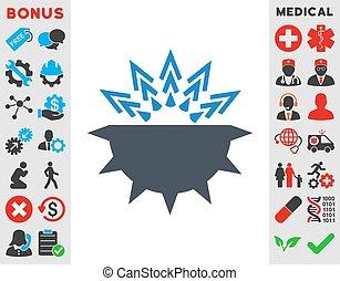 icono de estructura viral