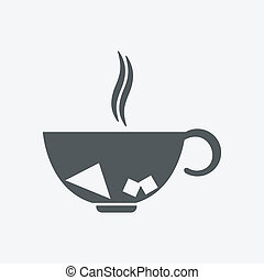 icono de té