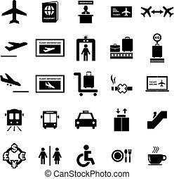 icono del aeropuerto