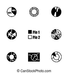 Icono del gráfico Vector