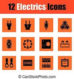 Icono eléctrico