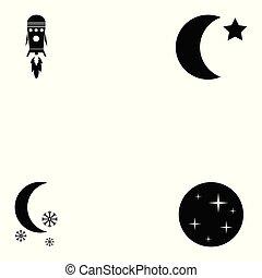 icono espacial