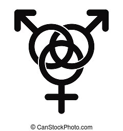 icono, familia , homosexual