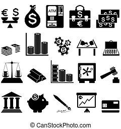 icono financiero listo