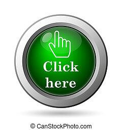 icono, haga clic aquí